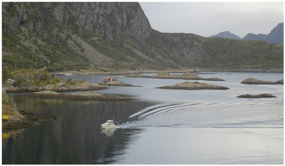 Inselwelt der Lofoten - 2