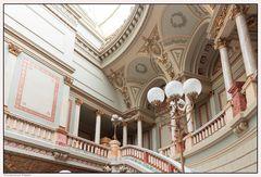 inside Atheneum Bucharest