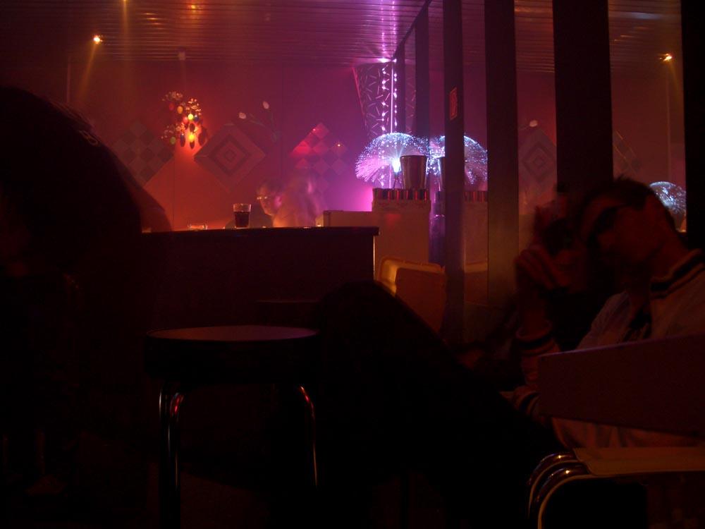 Inside Club - 2