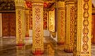 Inside Haw Pha Beng Tempel