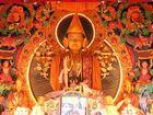 Inside of Kopan Monastery
