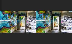 inside streetart 6 (3D)
