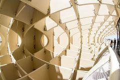 Inside the Metropol Parasol