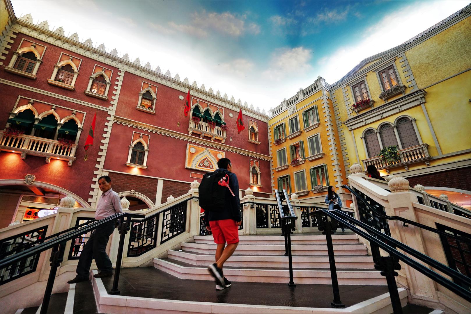 Inside The Venetian 2