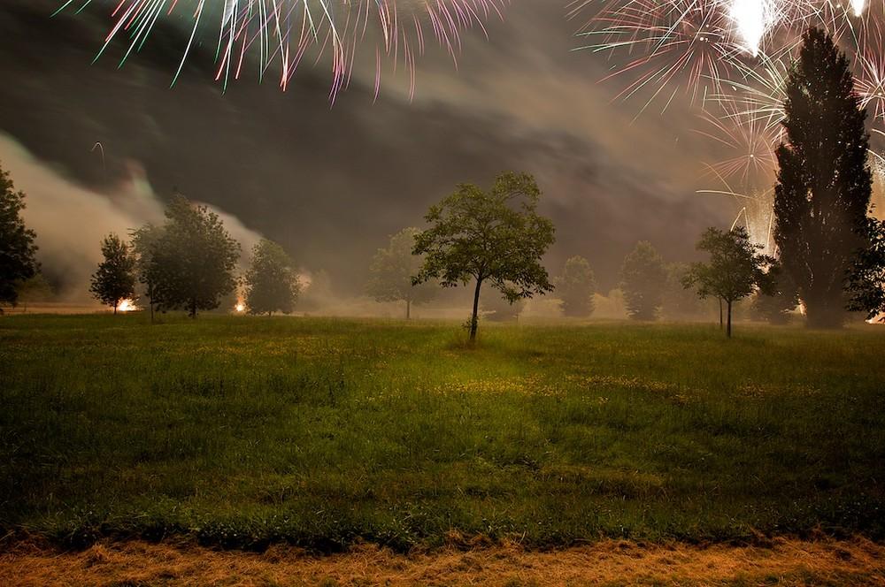 Insoliti Fuochi d'Artificio