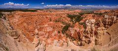 Inspiration Point, Bryce Canyon NP, Utah, USA