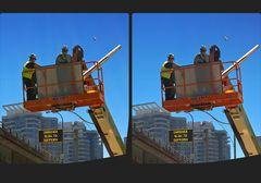 Instandhaltung Gardiner Expressway 3-D