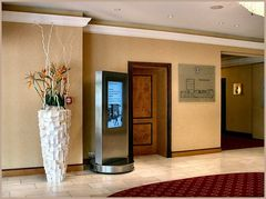 * Intercontinental Hotel Hall *