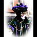 Interessante Fratze - Carneval in Venedig