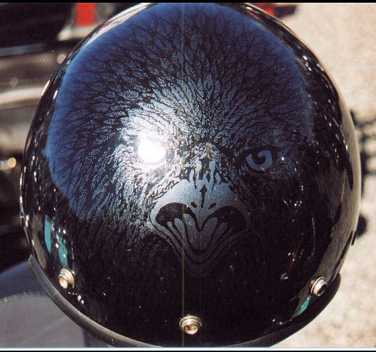 Interessante Harley-Helme III