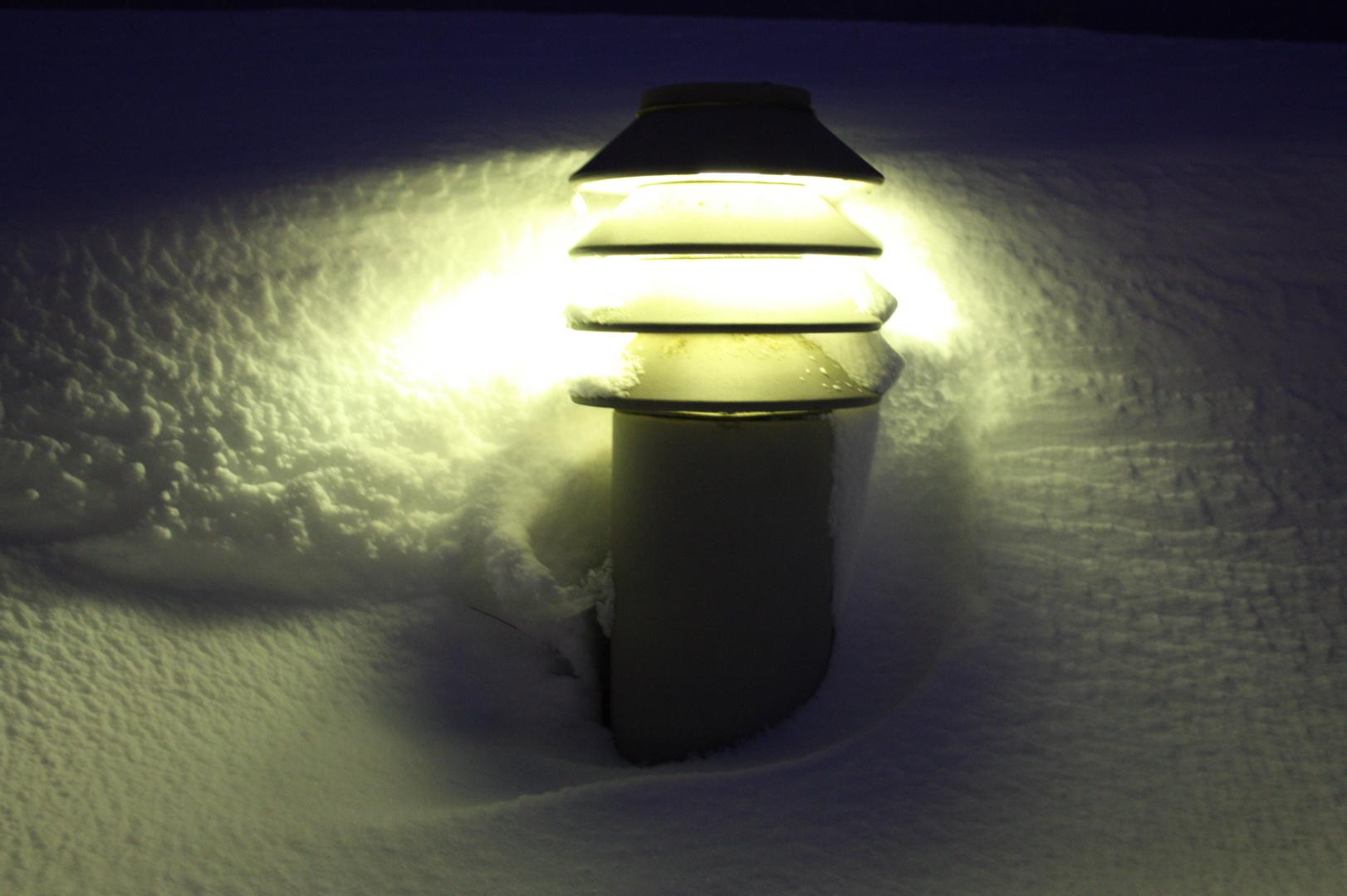 Interessantes im Schnee
