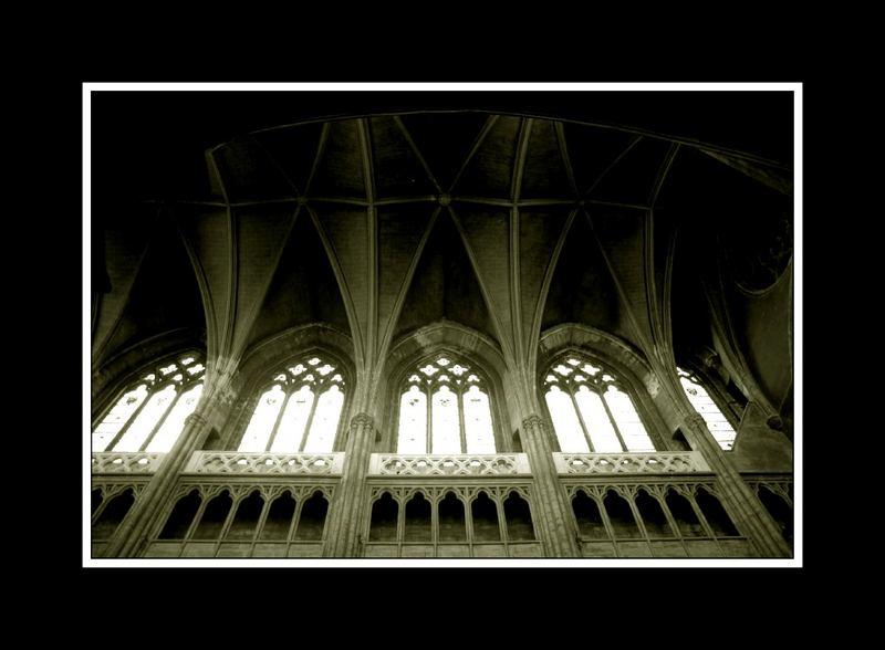 Interieur Cathedrale St Vincent Chalon sur Saône 4