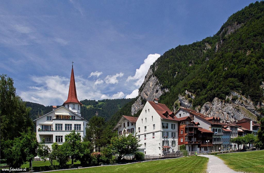 Interlaken Zwitserland www.fotovictoir.nl