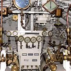 Internal Sight of LEMBIT Submarine