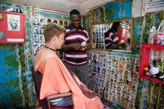 International Haircut