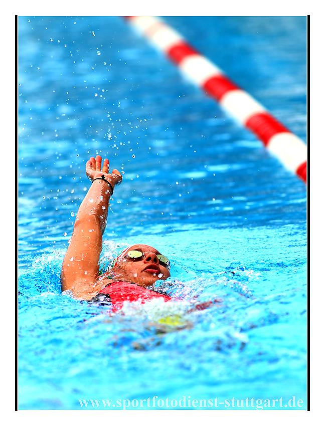 Internationale Stuttgarter Schwimm-Meisterschaften 2010 - Rückenschwimmen