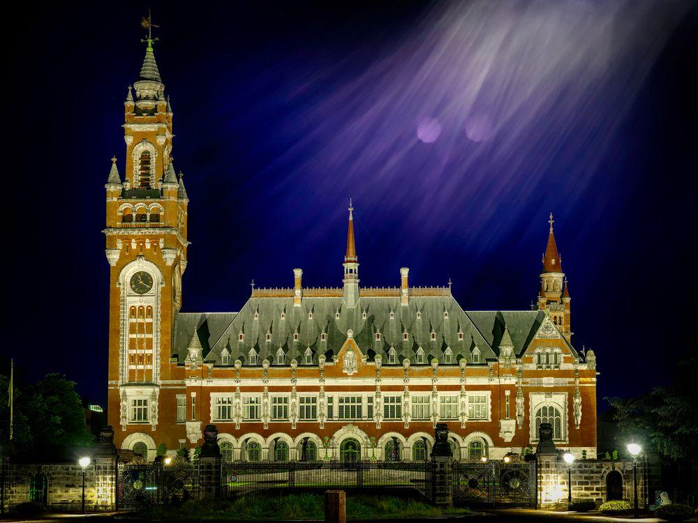 Internationaler Gerichtshof Den Haag