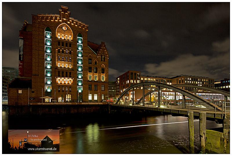Internationales Maritimes Museum in Hamburg