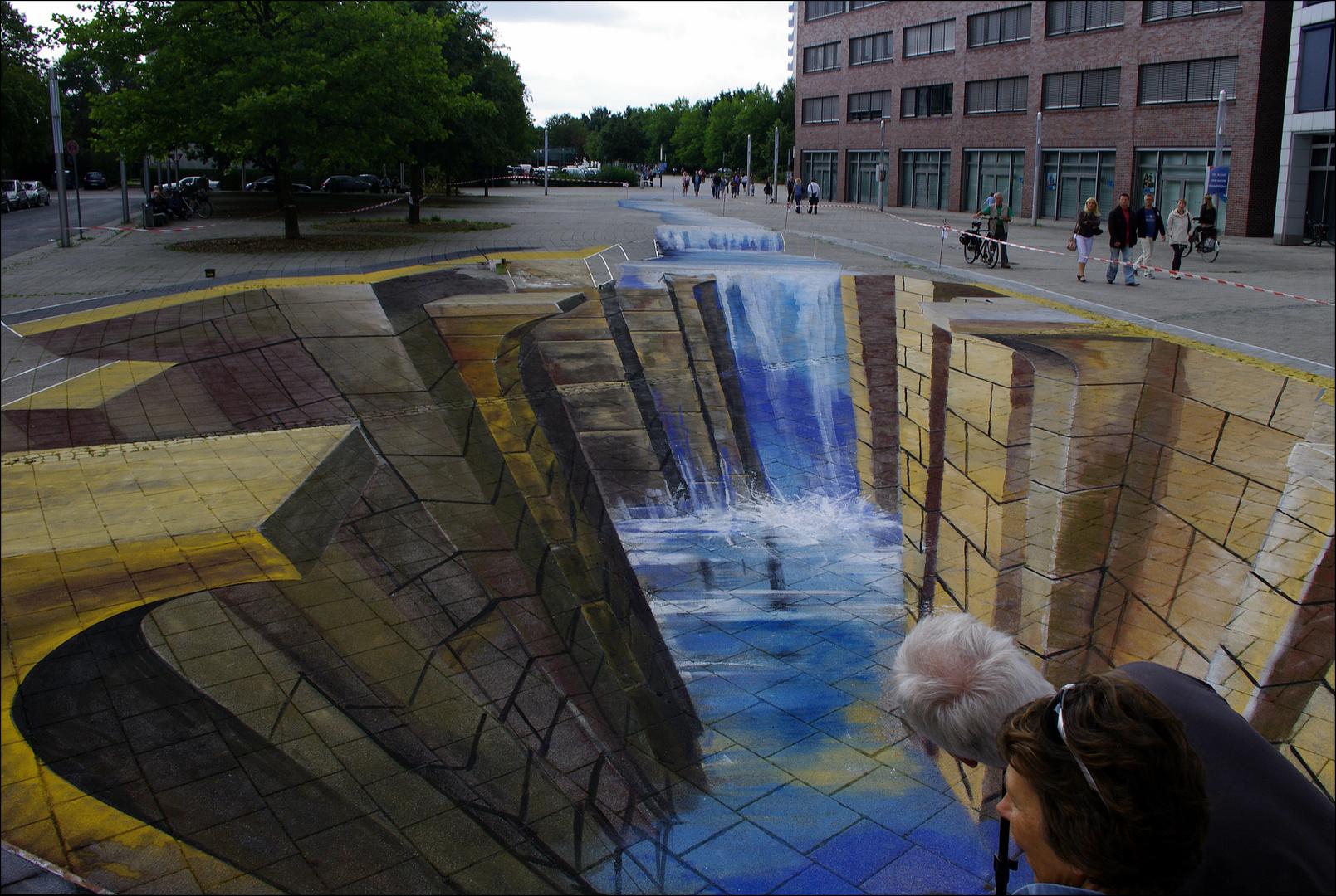 Internationales Street Art Festival 2011 in Wilhelmshaven II