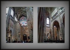 INterno della cattedrale di S.Vito