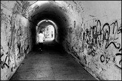 Into the tunnel 2