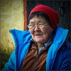 Inuit-Portrait
