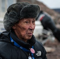 Inuit, Skeptisch, Der Dorfälteste