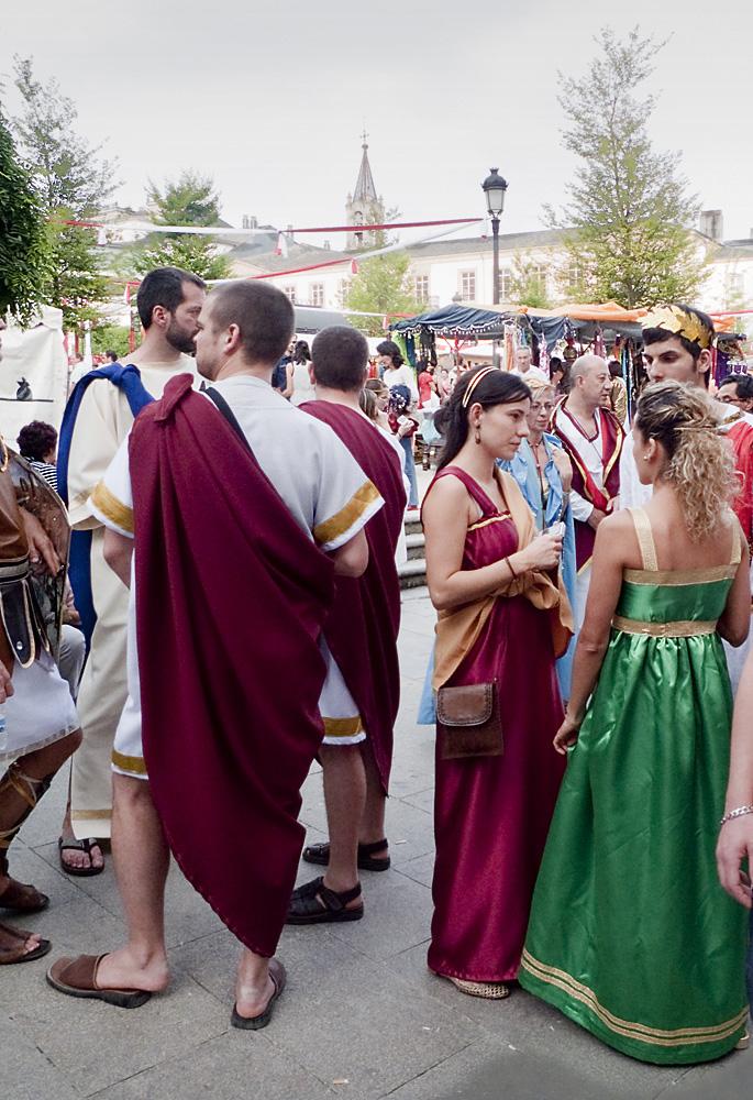 Invasion romana