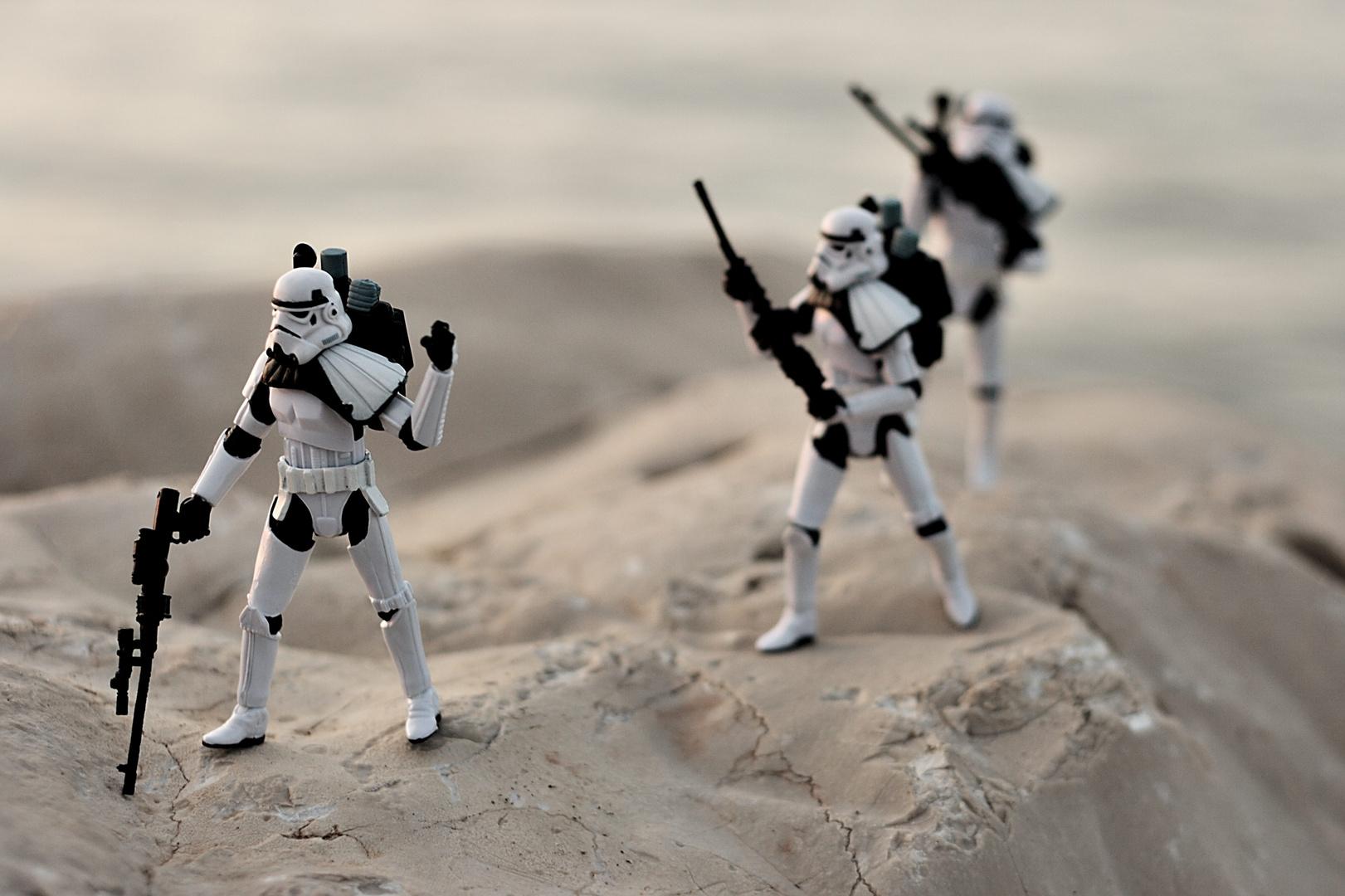 invasion thru the dark side