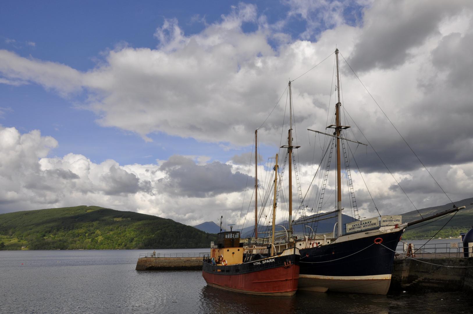 Inveraray - Schottland