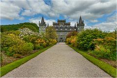 Inverary Castle and Gardens