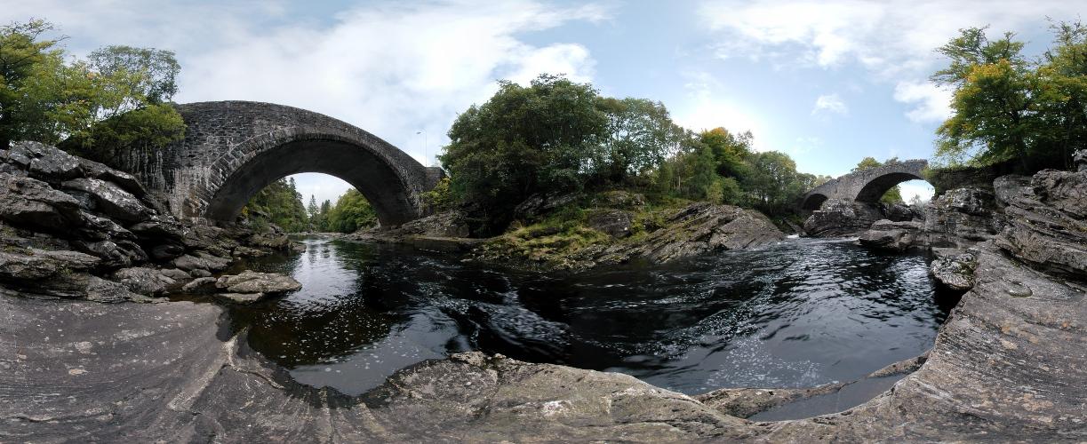 Invermoriston Bridges