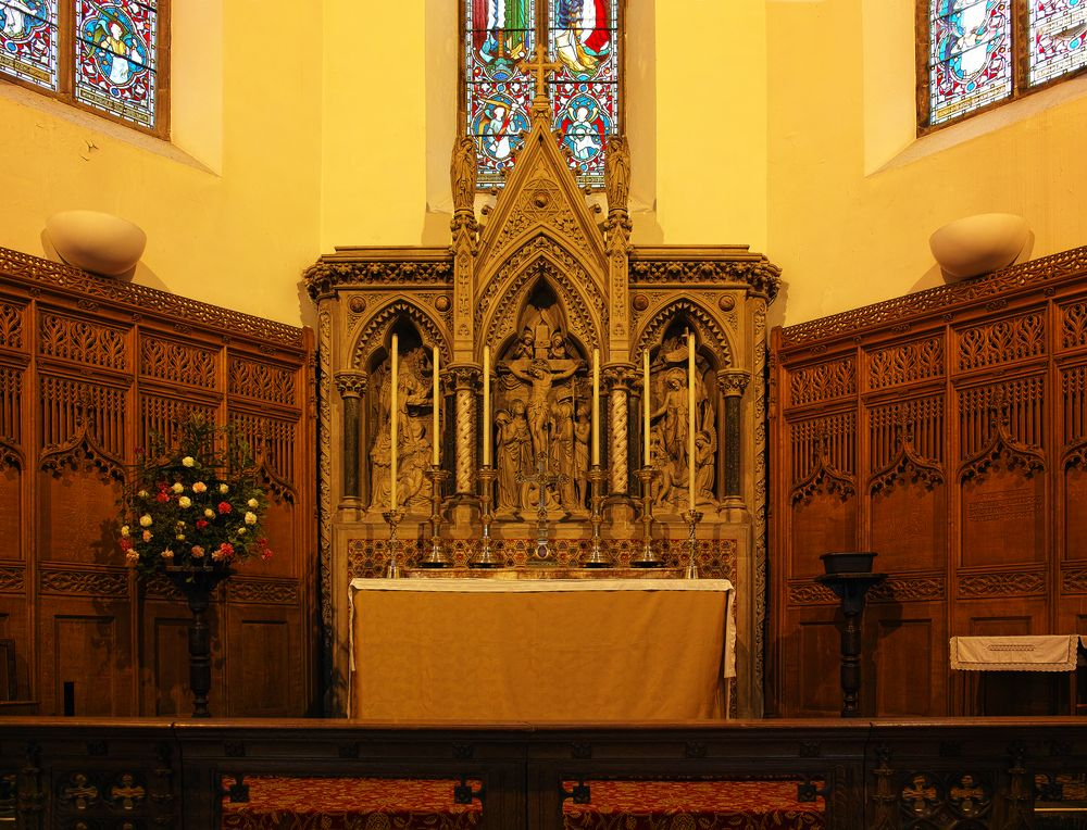 Inverness Cathedral Altar