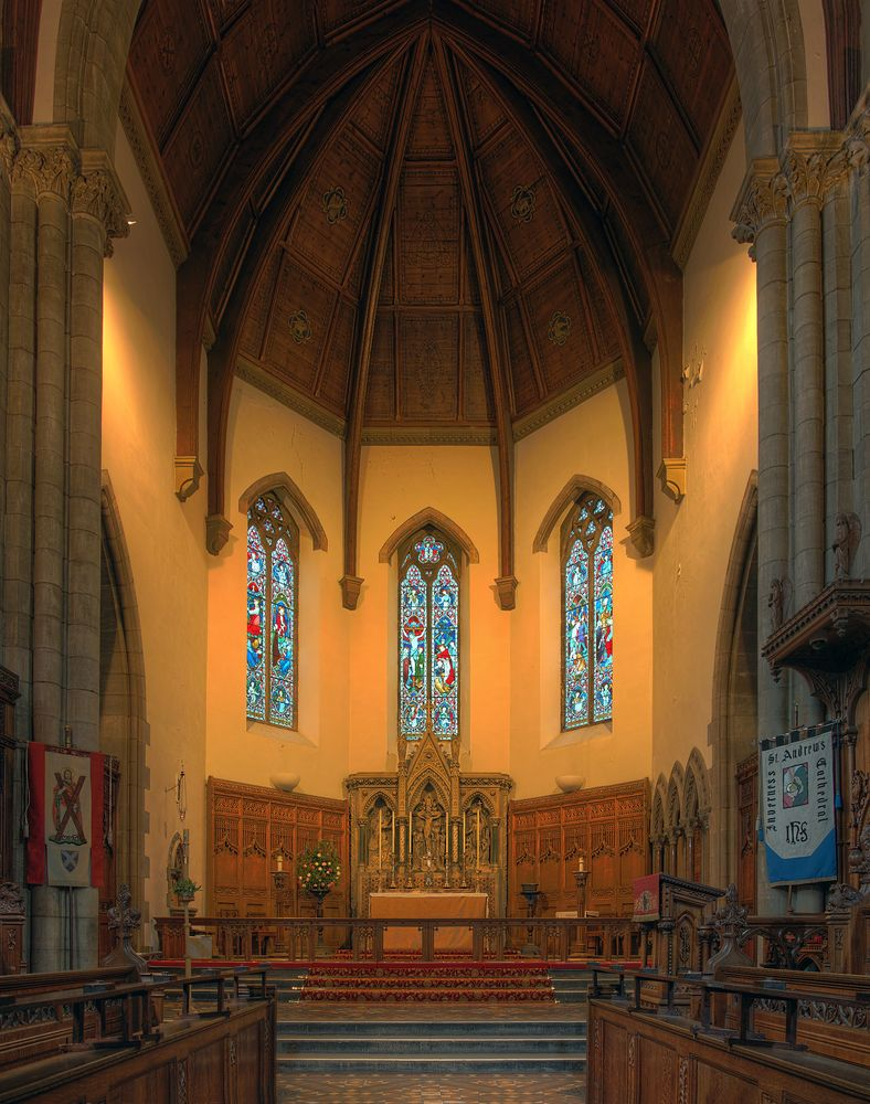 Inverness Cathedral Altarraum