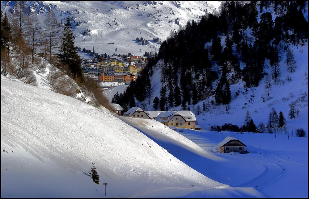 Inverno a Obertauern