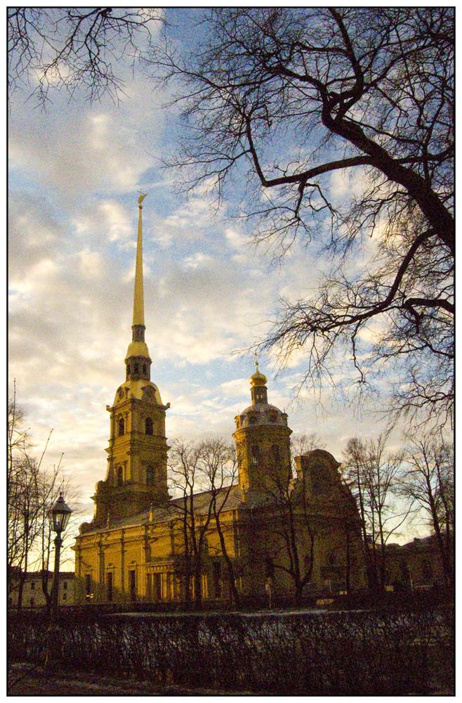 Inverno a San Pietroburgo 18