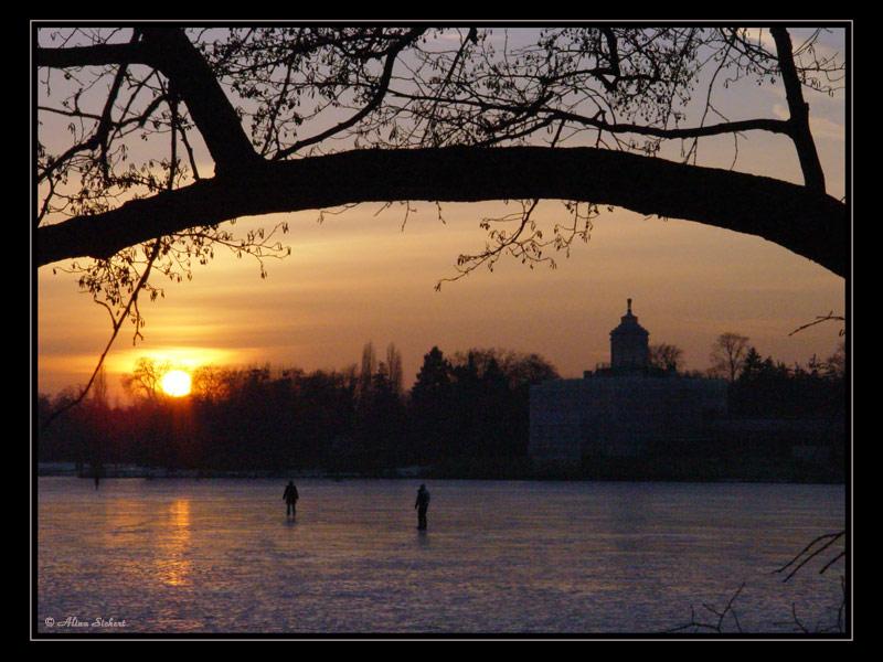 inverno al lago
