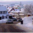 Invierno en el pueblo (Winter im Dorf)