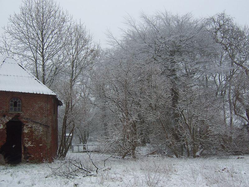 invierno en frisia del este (alemania)
