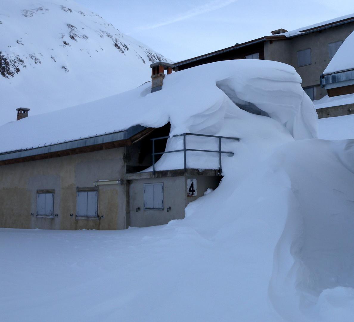 Invierno = Nieve / L'hiver = Neige / Winter = Schnee...01
