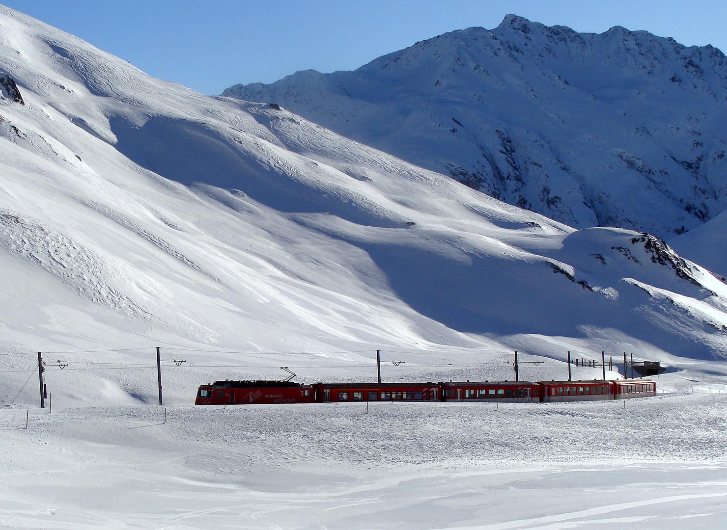 Invierno = Nieve / L'hiver = Neige / Winter = Schnee...04