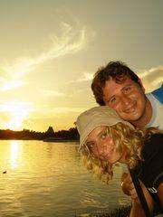 Io e la mia lei a Epcot