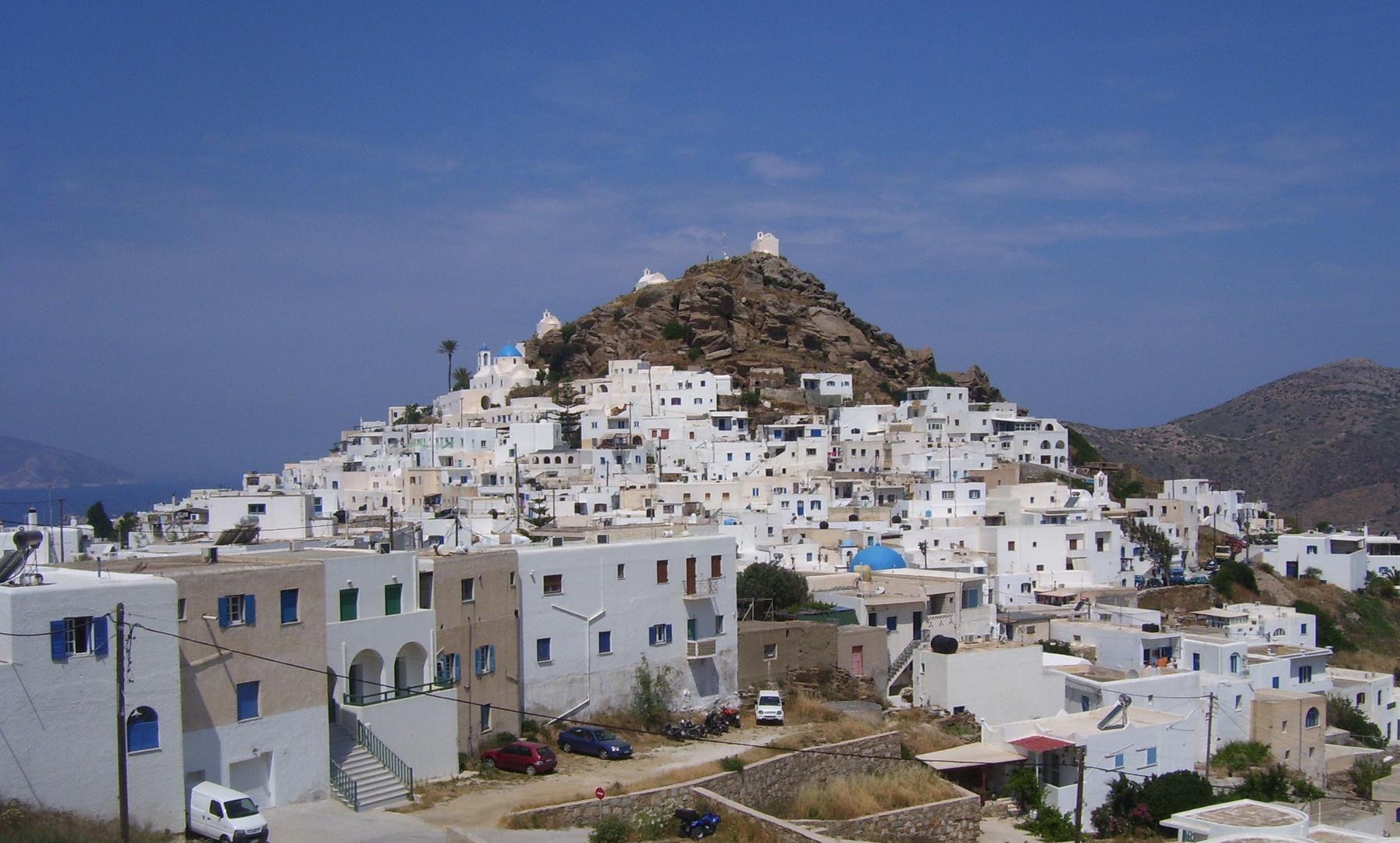 iois island grecia