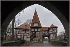Iphofen - Das Rödelseer Tor