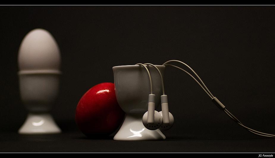 iPod...