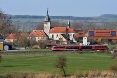 Ipsheim - Ende März