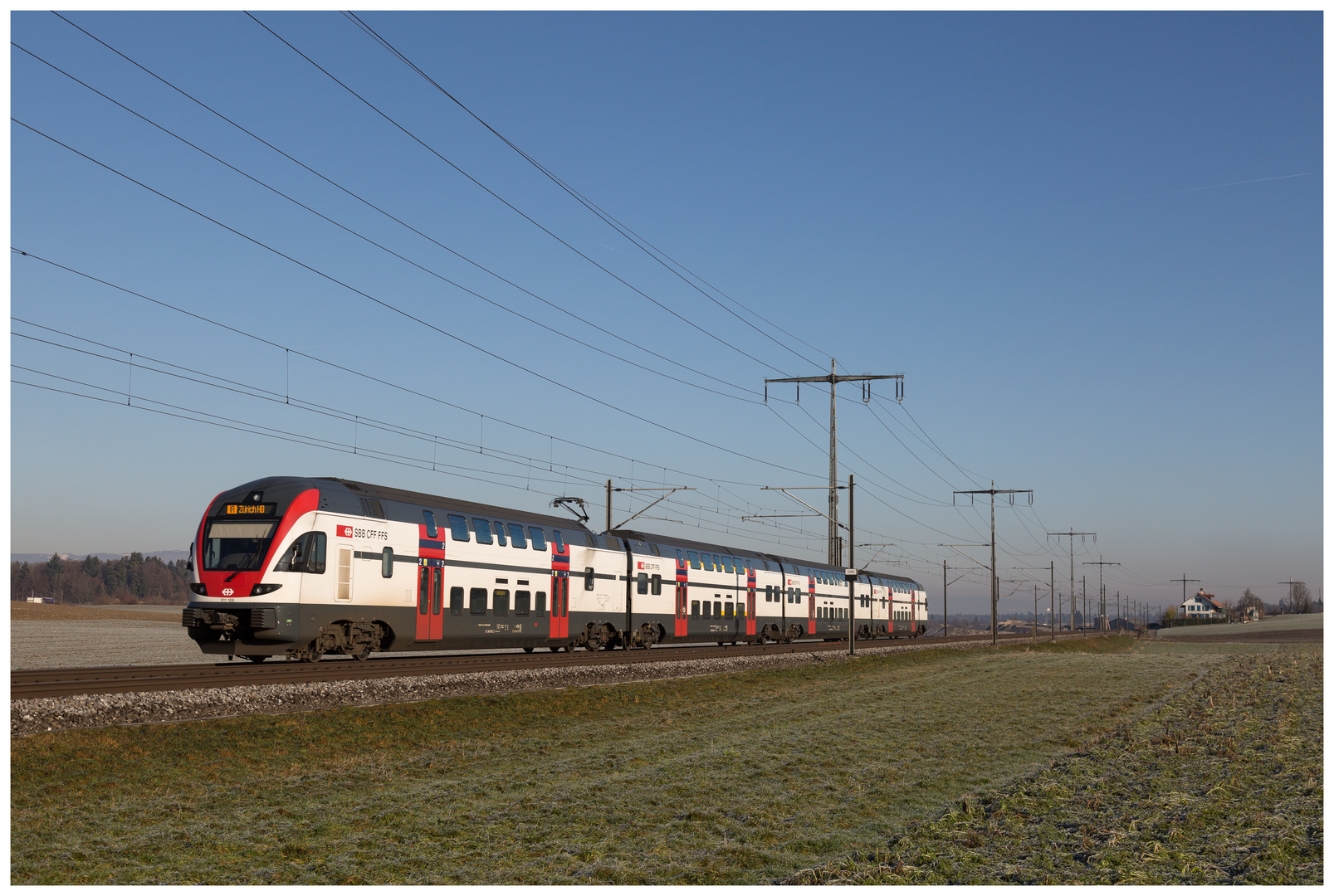 IR 2367 Bern - Zürich