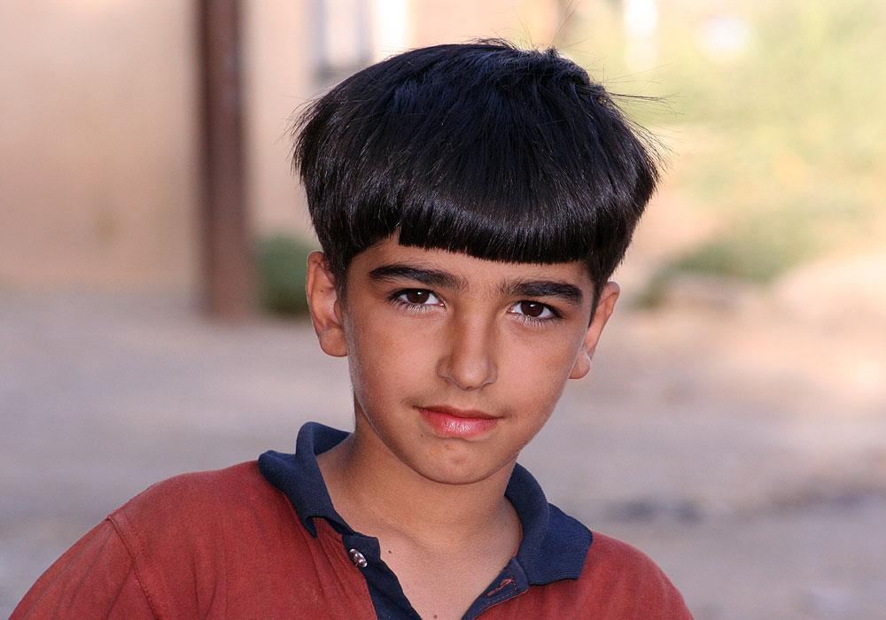 Iraki boy