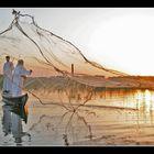 Irakische Fischer