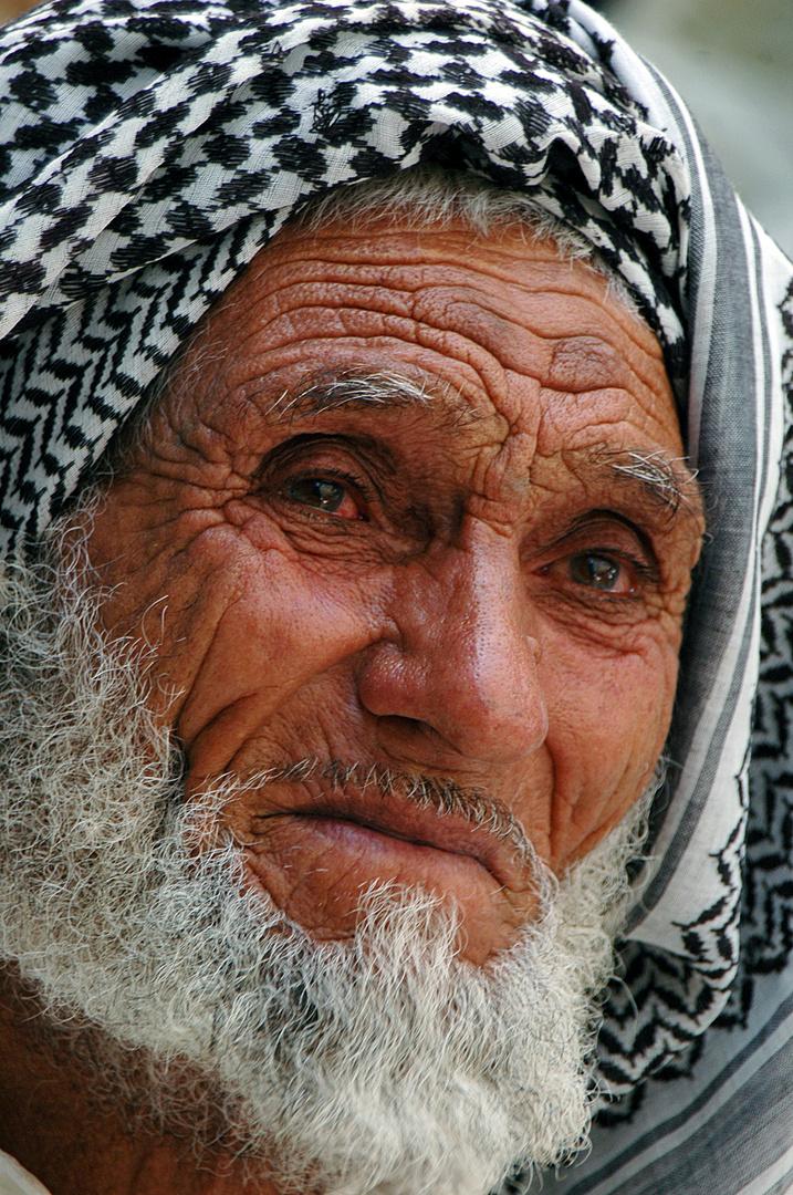 irakischer Mann